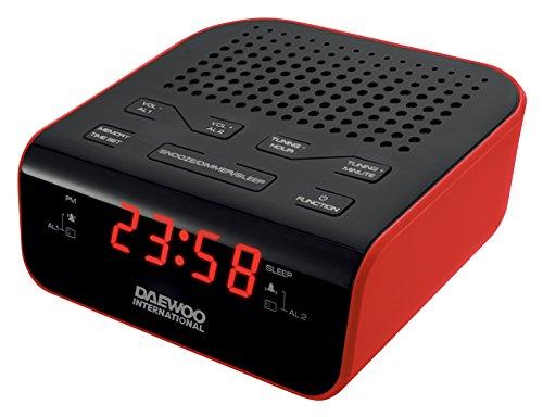Daewoo DCR 46 - Radio Despertador Dcr-46R