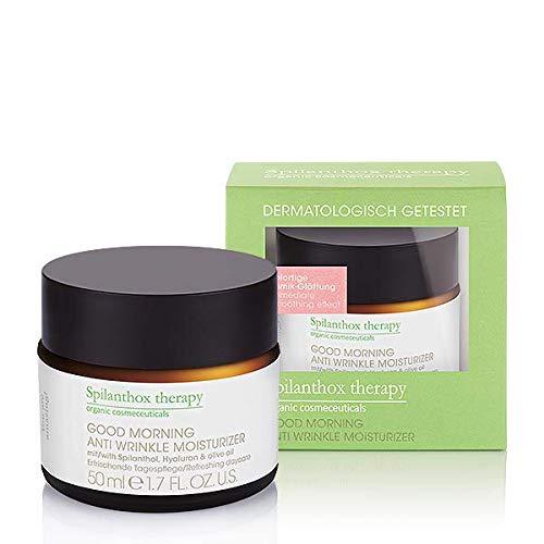 Spilanthox therapy - Good Morning Anti Wrinkle Moisturizer - 50 ml