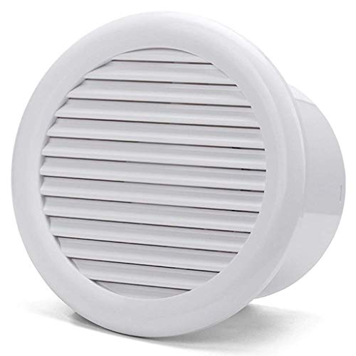 RJSODWL Ventilador de ventilación, Escape Ventilador de Techo y de Montaje en Pared Extintor de Cocina Baño