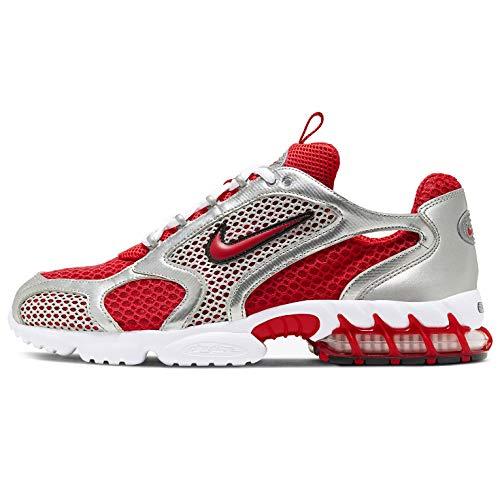 Nike Air Zoom Spiridon Cage 2, Zapatillas Deportivas para Hombre, Rojo