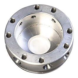 Mastertec Tête de débroussailleuse innovante Rapid Clutch, pour débroussailleuse à essence, tête de débroussailleuse à…