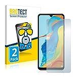 BROTECT 2X Entspiegelungs-Schutzfolie kompatibel mit Huawei P30 lite/New Edition Bildschirmschutz-Folie Matt, Anti-Reflex, Anti-Fingerprint