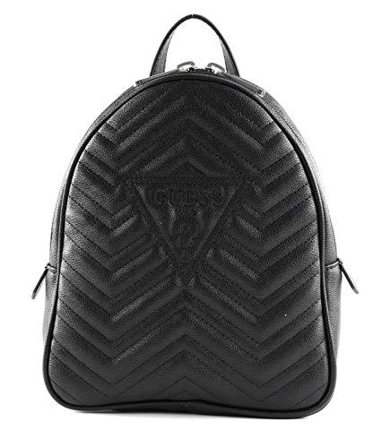 Guess Borsa zaino Zana backpack ecopelle trapuntato colore nero donna BS20GU10