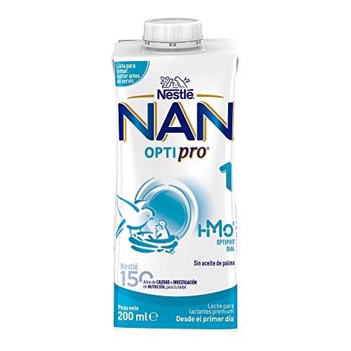 NAN Optipro 1, Leche de crecimiento para bebé - 6 de 200...
