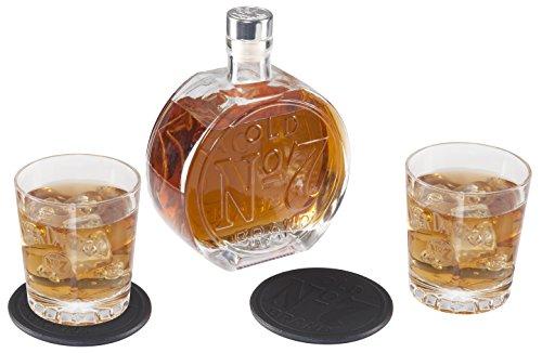 Jack Daniel's Old No.7 Decanter Set