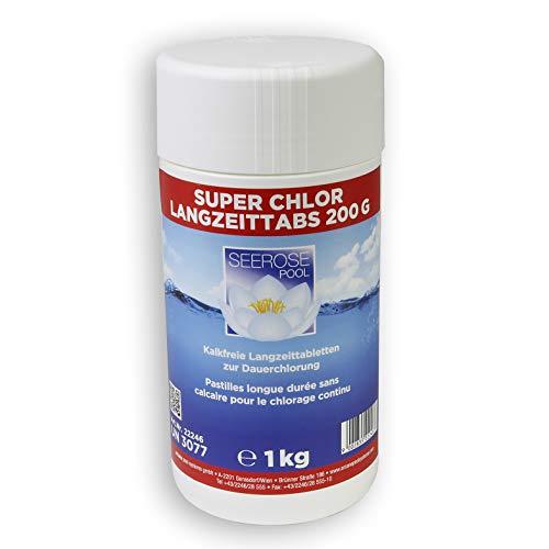Seerose Super Chlor Langzeittabs