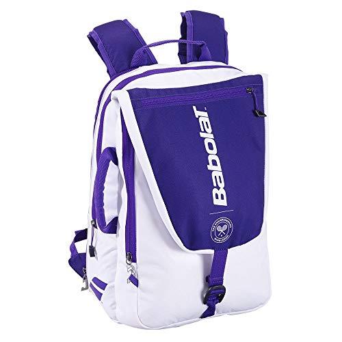 Babolat Backpack Pure Wimbledon, Zaino Unisex-Adulto, Taglia Unica