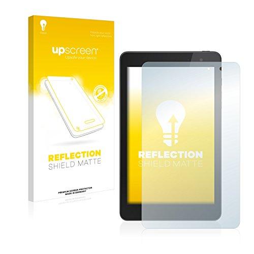 upscreen Entspiegelungs-Schutzfolie kompatibel mit Dell Venue 8 Pro – Anti-Reflex Bildschirmschutz-Folie Matt