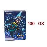 100 PCS. Carte Pokémon, GX/EX/Mega/Energy/Trainer 8 catégories. Cadeau: Film...