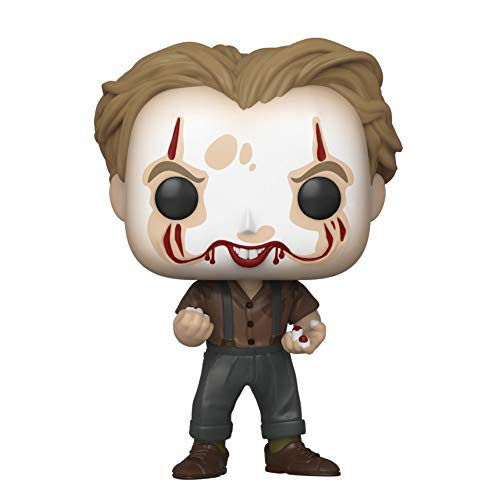 Funko- Pop Movies: IT 2-Pennywise Meltdown Chapter 2 Balloon 13 Collectible Toy, Multicolor (45658)