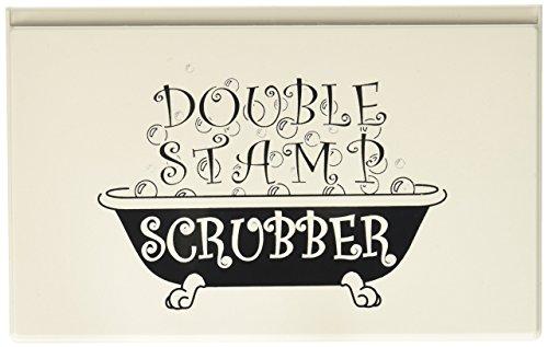 Stewart Superior Stewart supérieure/différents Double Timbre scrubber-5-inch x 19