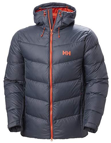 Helly Hansen Herren Daunenjacke Verglas Icefall Down Jacket, Slate, S, 63002