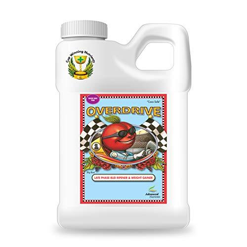 Stimolante Booster di Fioritura Advanced Nutrients Overdrive (250ml)