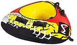 MESLE Tube Delta 56'', Towable-Tube, 1 Person, Fun-Tube, 142 cm Triangel Wasser-Reifen für Kinder & Erwachsne, Wassersport