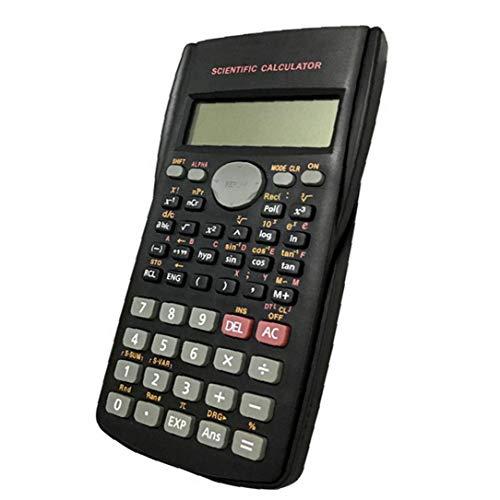 LAANCOO calculadora científica calculadora función | calculadora Student | calculadora Escuela, Multi-función de calculadora