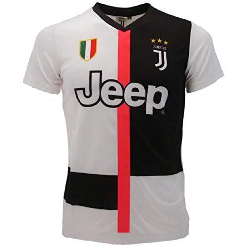 BrolloGroup Maglia Calcio Numero 10 Maglietta Replica Personalizzabile Campionato Serie A 2019/2020 PS 32390 + Porta CD (M)