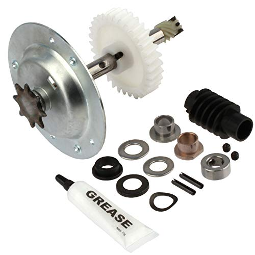 Replacement for Liftmaster 41c4220a Gear and Sprocket Kit fits Chamberlain, Sears, Craftsman 1/3 and 1/2 HP Chain Drive Models