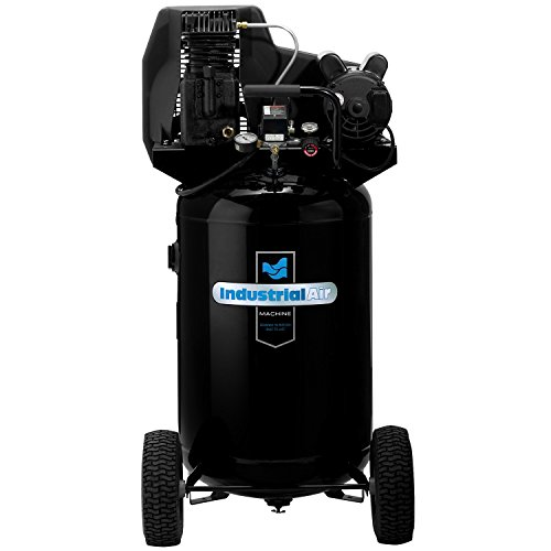 Industrial Air ILA1883054 30-Gallon Belt Driven Air...