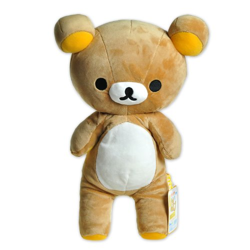 Rilakkuma I eat it, stuffed toy S (Rilakkuma) MD09601 (japan import)
