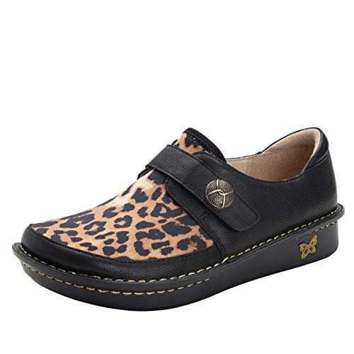 Alegria Brenna Womens Shoes Leopard 9 M US