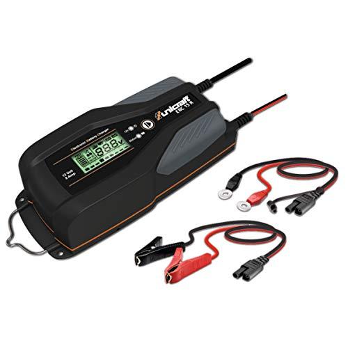 Unicraft elektronisches Batterielade-/erhaltungsgerät EBC 15 R (Wet, Gel, AGM-Batterien 12 Volt, 14 W), 6850305