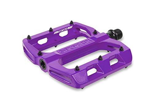 Sixpack-Racing - Pieza para Manillar de Bici, Unisex, Menace, Morado