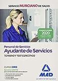 Personal de Servicios, opción Ayudantes de Servicios del Servicio Murciano de Salud. Temario y test específico