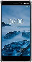 Nokia 6.1 (2018) (White-Iron, 3GB RAM, 32GB Storage)