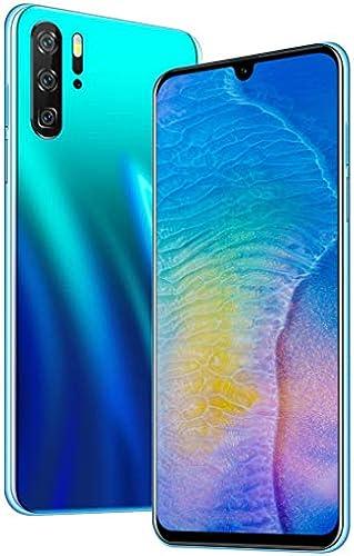 Sixcup 30 PRO Quad Core 6,26 Zoll Dual HD Kamera Wassertropfen Display Smartphone Android 8.1 2 + 32 GB Touchscreen WiFi Blautooth GPS 3G Anruf Handy (Grün)