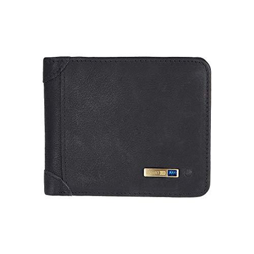 gaeruite Anti Theft Smart Tracker GPS Bluetooth PU Geldbörse für Mann mit USB-Kabel