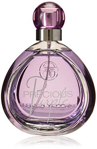 Sergio Tacchini Sergio Tacchini Precious purple by sergio tacchini for women - 3.3 Ounce edt spray, 3.3 Ounce