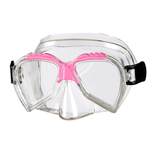 Beco Ari Unisex Youth Diving Mask 99001 Pink standard size