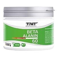 Beta Alanin Pulver (250g) - Hochwertig - Reines Carnosyn, erhöht die Leistungsfähigkeit