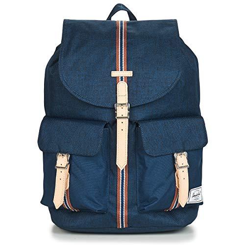 Herschel Supply Co. Dawson Backpack Medieval Blue Crosshatch/Medieval Blue One Size
