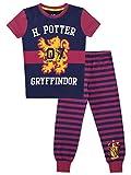 HARRY POTTER Pijama para niñas Gryffindor Multicolor 8-9 Años