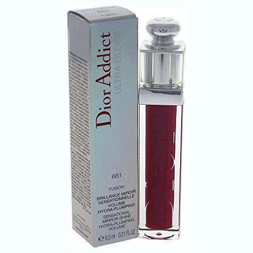 Christian Dior Ultra Gloss Dior Addict, 661 Fusion, 0.18 Ounce (0.18 Ounce Lip Plumpers)