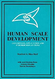 Human Scale Development Conception Application and Further Reflections