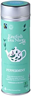 English Tea Shop - Peppermint - 15 Pyramid Infusers in Tube - 30g