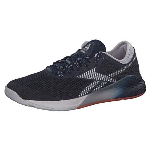Reebok Damen Nano 9 Leichtathletik-Schuh, Mehrfarbig (Maruni/STEGRY/VIVDOR), 38.5 EU