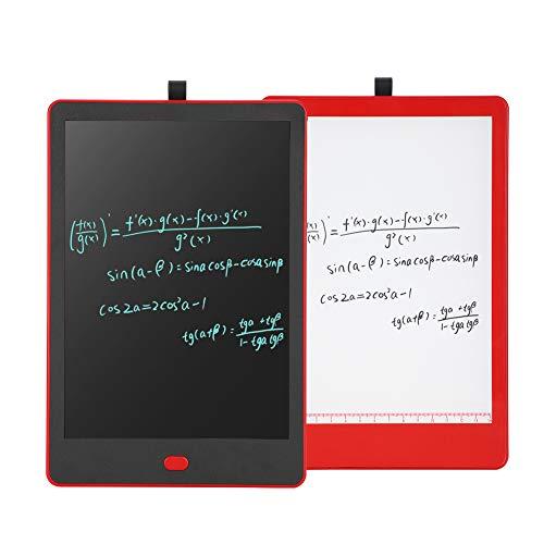 Annjom Tablero de Escritura a Mano, Brillo de Color Claro a través del Ajuste de atenuación Continuo Tablero de Escritura a Mano LED/LCD Respetuoso con el Medio Ambiente y Duradero para Viajes a