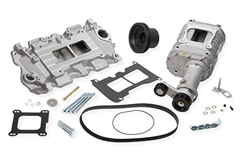 Weiand 6500-1 142 Pro-Street Supercharger Kit