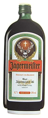 Jägermeister - Scheiben Aufkleber (beitseitig) - 21,5 x 9 cm