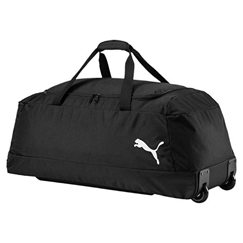 PUMA Pro Training II L Wheel Bag Sporttasche, Black, UA