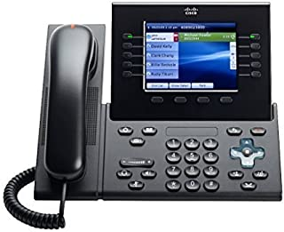 Cisco Unified IP Phone, Charcoal (CP-8961-C-K9=)