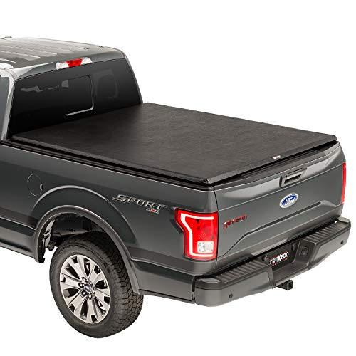 TruXedo Truxport Soft Roll Up Truck Bed Tonneau Cover | 298301 | fits 2015 - 2021 Ford F-150 6' 7' Bed (78.9')