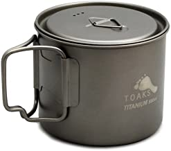 toaks 550ml pot