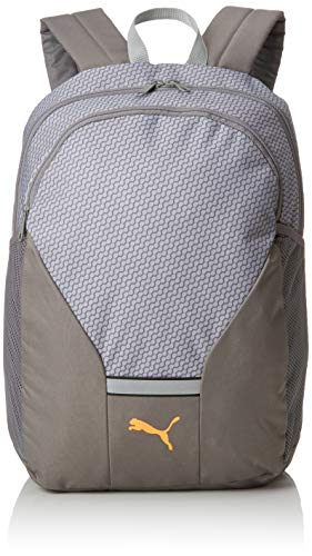 Puma Beta Backpack Mochilla, Unisex Adulto, Limestone/Charcoal Gray, OSFA