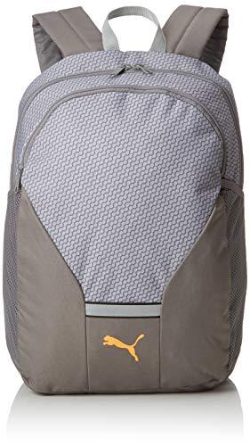 Puma Beta Backpack Mochilla, Unisex Adulto, Limestone/Charcoal Gray, OSFA
