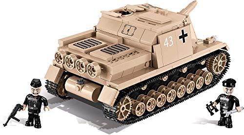 Cobi 2514 - Sd.Kfz.166 Sturmpanzer IV Brummbär