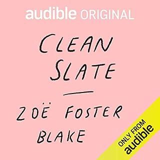 Clean Slate cover art